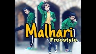 Malhari || Robot Mix || Dance Choreography|| Santy Mashu || Bajirao Mastani
