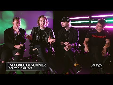 "5 Seconds of Summer on Why They Took an ""Extended Break"""