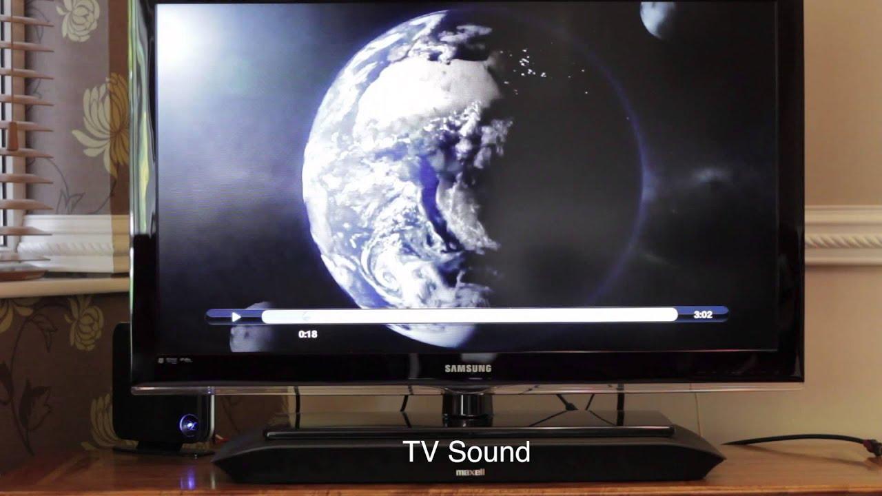 Maxell Digital 2 1 Surround Soundbar Tv Speaker Great Sound On A Budget Review