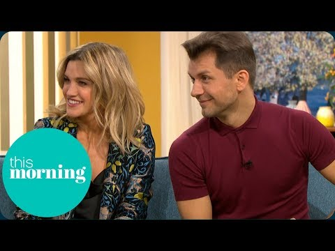 Strictly's Pasha and Ashley Addresses the Giovanni Romance Rumours | This Morning