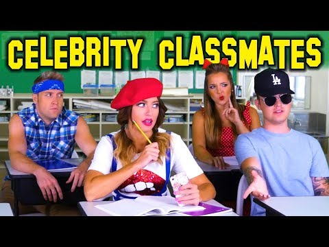 Is Justin Bieber the New Kid Back to School? Celebrity Classmates from Totally TV