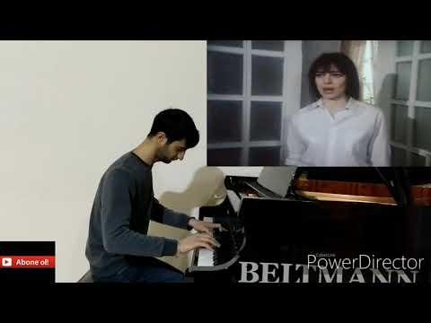"Namiq Hacıyev Piano- Emin Sabitoğlu ""Təhminə"" K/f-dən Soundtrack"