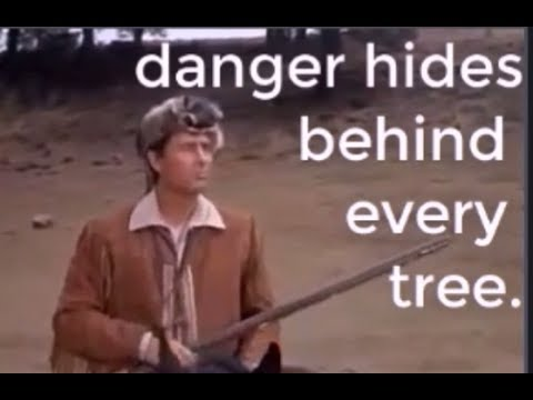 Daniel Boone Song from TV Series - With Lyrics
