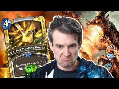(Hearthstone) Just Die Already!