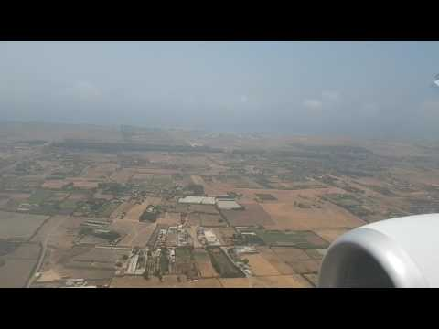 Atterrissage Rabat B737-800 RYANAIR