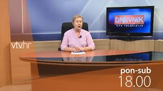VTV Dnevnik 02. srpnja 2019.