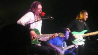 RARE - Steve VAI Rescue Me or Bury Me LIVE 2005 FRONT ROW