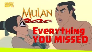 Everything You Missed In Disney's Mulan
