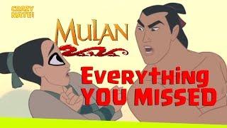 Everything You Missed In Disney's Mulan