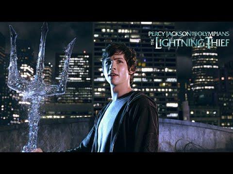 Percy Jackson Vs Luke