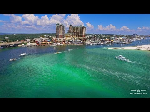 Emerald Grand : Destin, Florida : Sky Pro Imaging