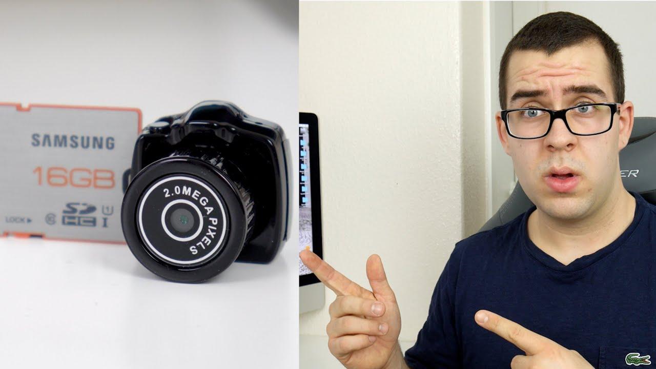 Kleinste Kamera Der Welt Youtube