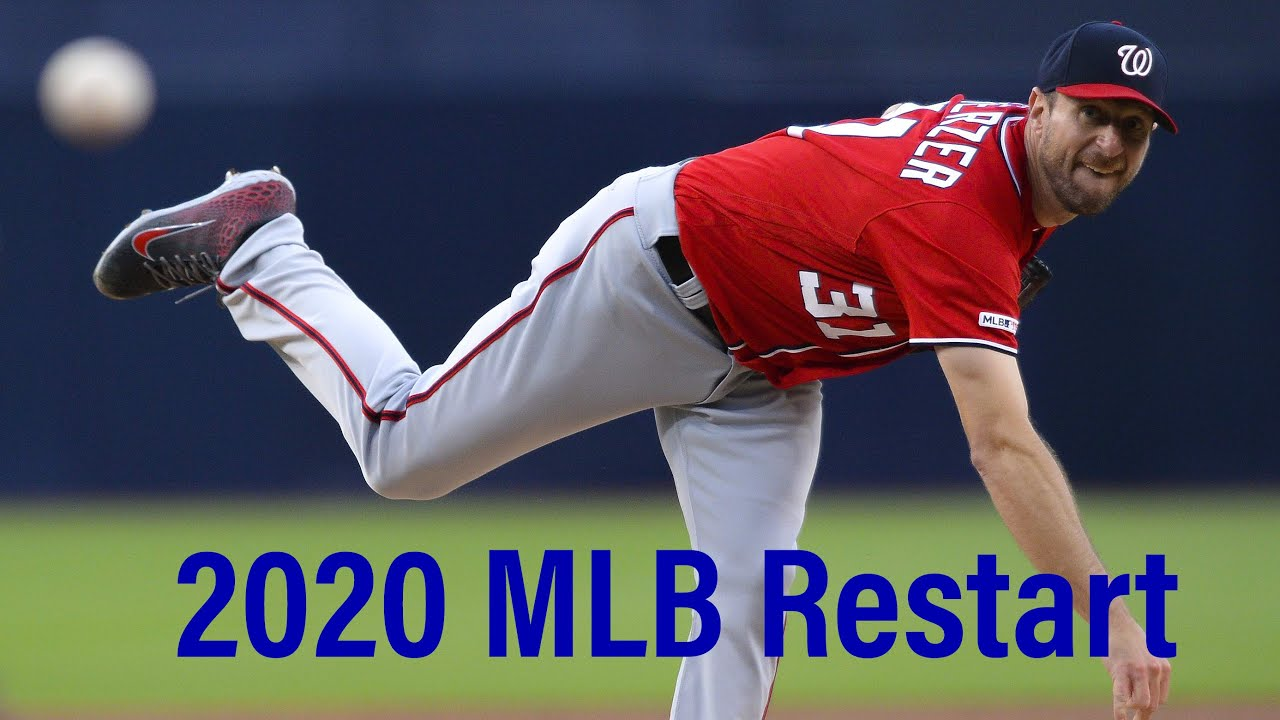 MLB Restart: Five things to look out for