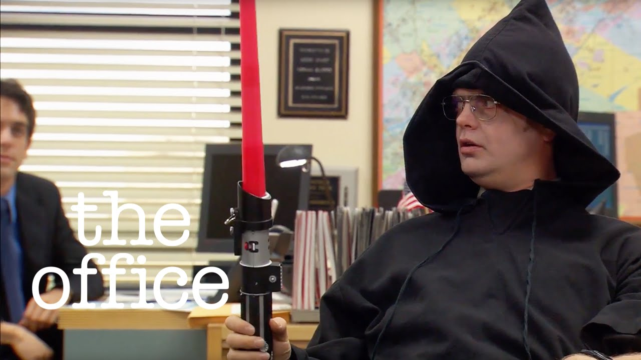Dwight S Force Awakens The Office Us
