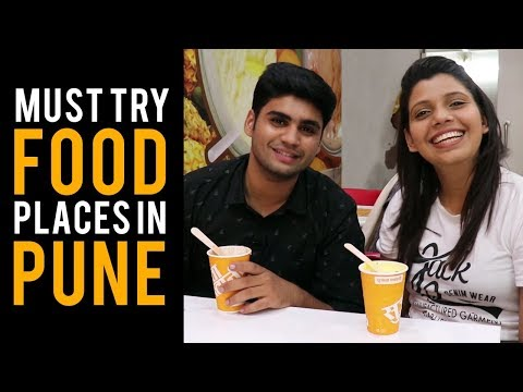 Must Try Food Places in Pune | Breakfast to Dinner | Sadi Gaddi