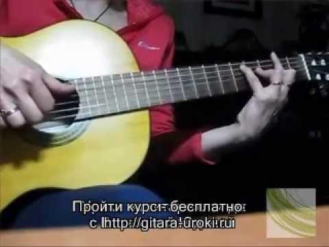 Курс «Гитара для начинающих»