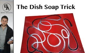 Cool spray can technique | the dishsoap trick