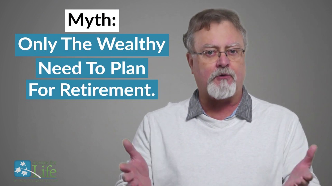 VIDEO: The Four Misconceptions About Retirement