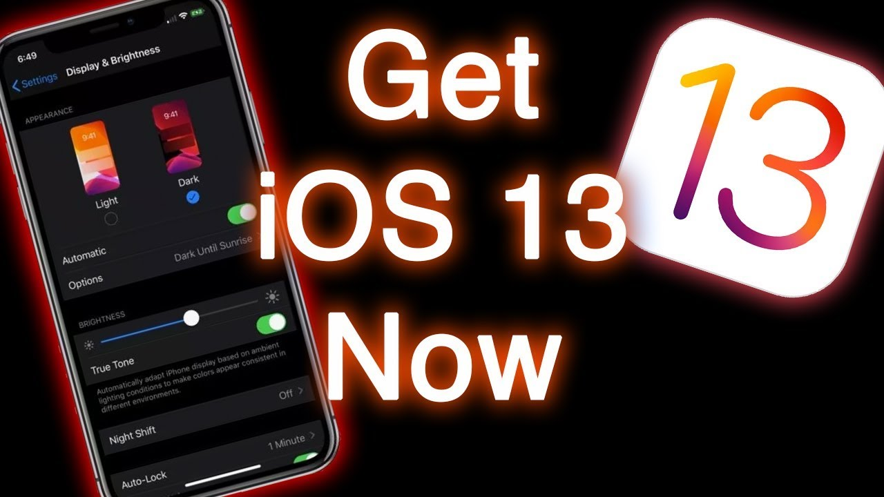 How to Download iOS 13 Beta NO COMPUTER - iPhone, iPad, iPod Touch