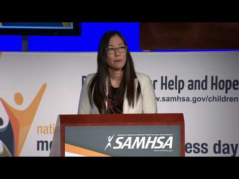 "SAMHSA's National Children's Mental Health Awareness Day 2017: ""Partnering for Help and Hope"""
