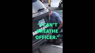"I Can't Breathe!"" Man Dies After Video Shows Police Kneeling On His Neck For 8 Minutes"