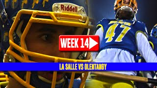 HS Football: LaSalle vs Olentangy [PLAYOFFS] [11/28/14]