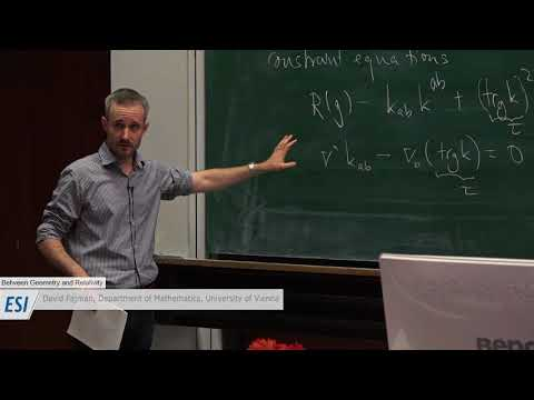 David Fajman: Dynamics of General Relativity 1