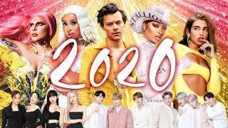"""Download MASHUP 2020 """"GOLDEN MESS"""" - 2020 Year End Megamix by #AnDyWuMUSICLAND (Best 130+ Pop Songs)"""