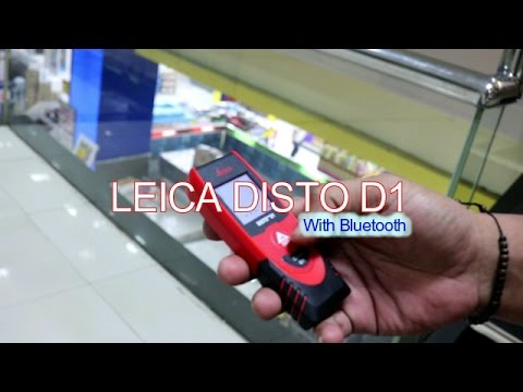 Leica disto d with bluetooth youtube