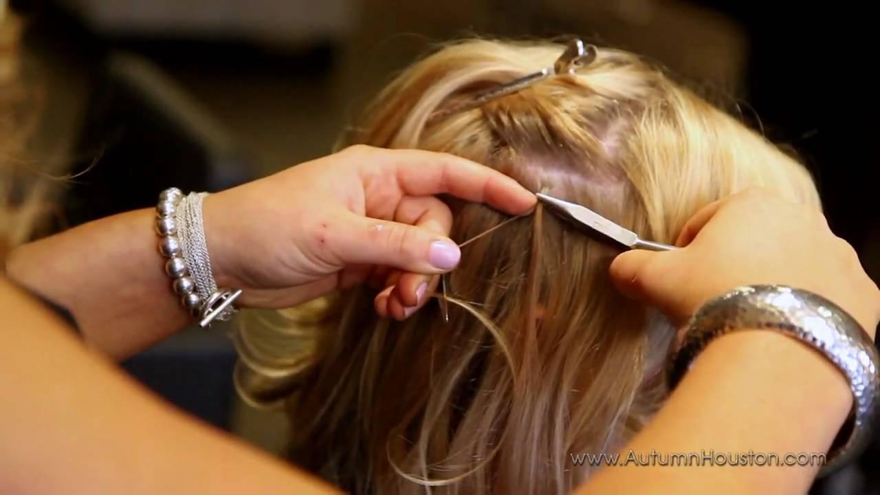 Autumn Houston Certified Hairlocs Extension Specialist Youtube
