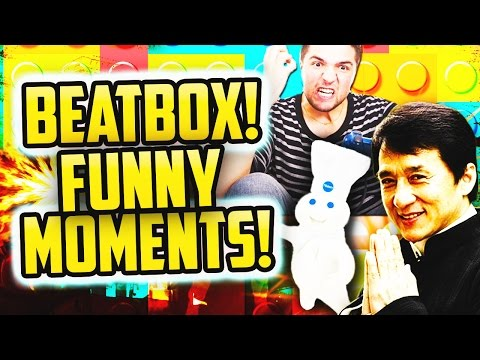 Cringy Beats, Mean Gamers & Party Time - Beatbox Funny Moments on CSGO!