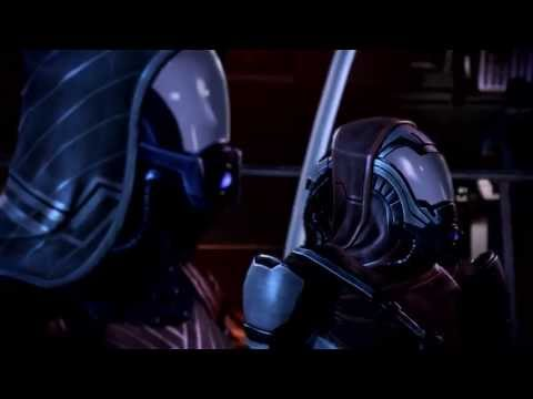 Mass Effect 3: Meeting the Quarian Admirals (Tali LI)