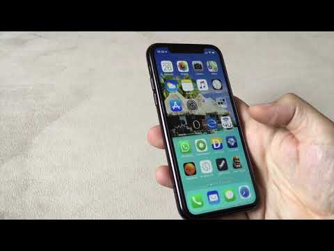 TOP 3 Applications For Iphone X ios 12 2018