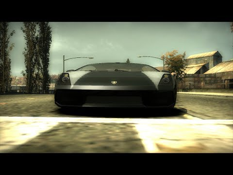 Need For Speed: Most Wanted - Ming's Lamborghini Gallardo Run