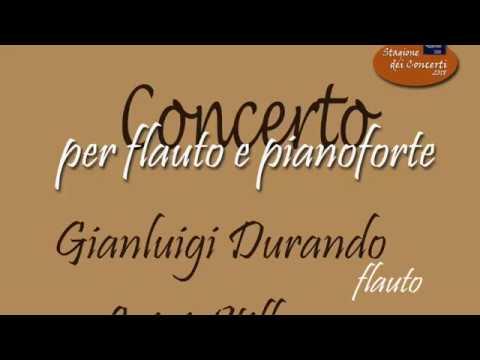 Stagione dei Concerti 2018  - Durando - Stillo