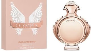 PACO RABANNE OLYMPEA REVIEW ! MILA LE BLANC