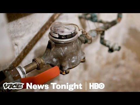How Newark Got Lead In Its Water, And What It Means For The Rest Of America (HBO)