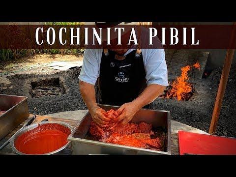 Cochinita Pibil enterrada en pozo | La Capital