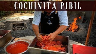 Cochinita Pibil enterrada en pozo | La Capital