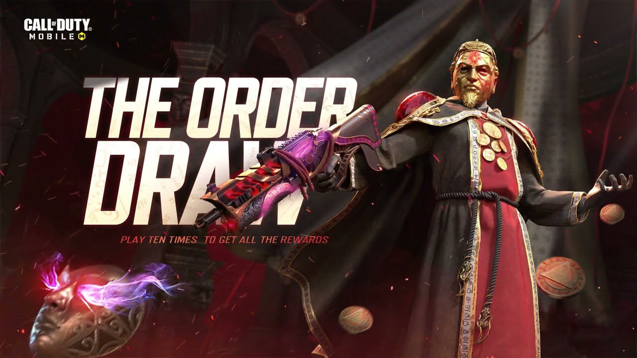 Call of Duty®: Mobile - The Order Draw