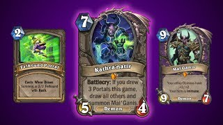 TOP CUSTOM CARDS of the Week #45 | Card Review | Hearthstone