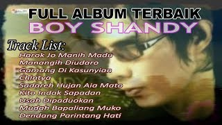 FULL ALBUM - BOY SANDY   Harok Jo Manih Madu   Lagu Minang Populer Terbaru FULL HD