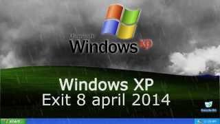 Exit Windows XP