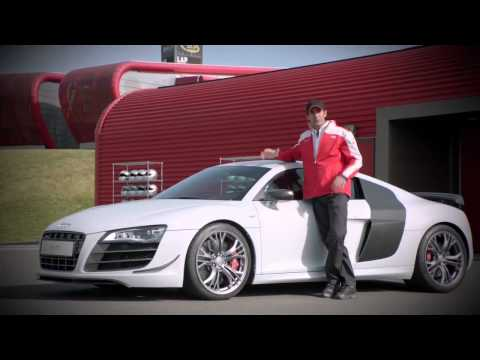 Audi R8 GT Walkaround With Emanuele Pirro