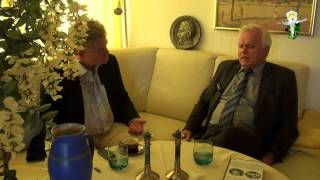 Prof. Meyl: Free Neutrino Energy in the whole Universe