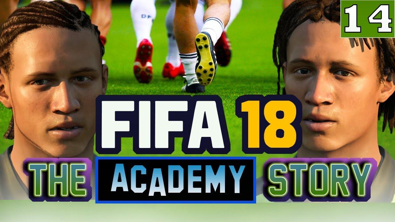 Fifa 18 Story