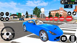 Car Driving School 2020: Real Driving Academy Test - Android gameplay screenshot 2