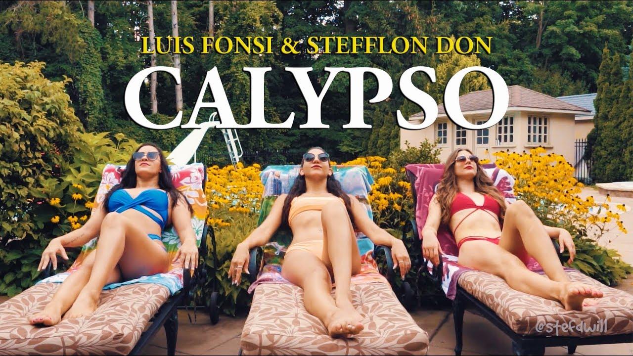CALYPSO - LUIS FONSI, STEFFLON DON  (STEF WILLIAMS REGGAETON DANCE VIDEO)