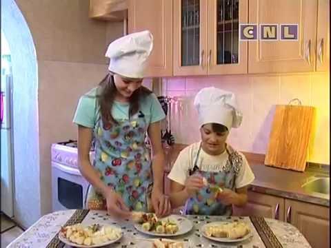Канапе из фруктов на день рождения ребенка рецепты с фото