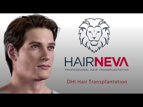 DHI Hair Implantation